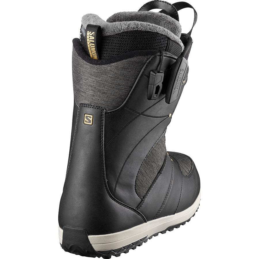 f10a534322e6 Ботинки для сноуборда Salomon Ivy Boa SJ - Black купить в Coreshop ...