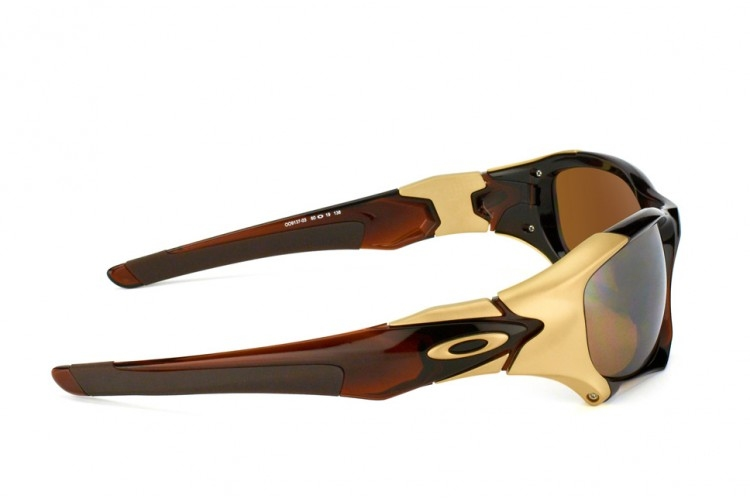 90e91d7140 ... Купить Солнцезащитные очки Oakley Pit Boss 2 Polished Rootbeer Tungsten  Iridium Polarized 2