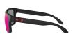 Купити Сонцезахисні окуляри OAKLEY HOLBROOK Matte Black Positive Red Iridium  2