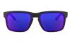 Купити Сонцезахисні окуляри OAKLEY HOLBROOK Matte Black Positive Red Iridium  0