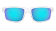 Купить Солнцезащитные очки Oakley Gibston Polished Clear/Prizm Sapphire 1
