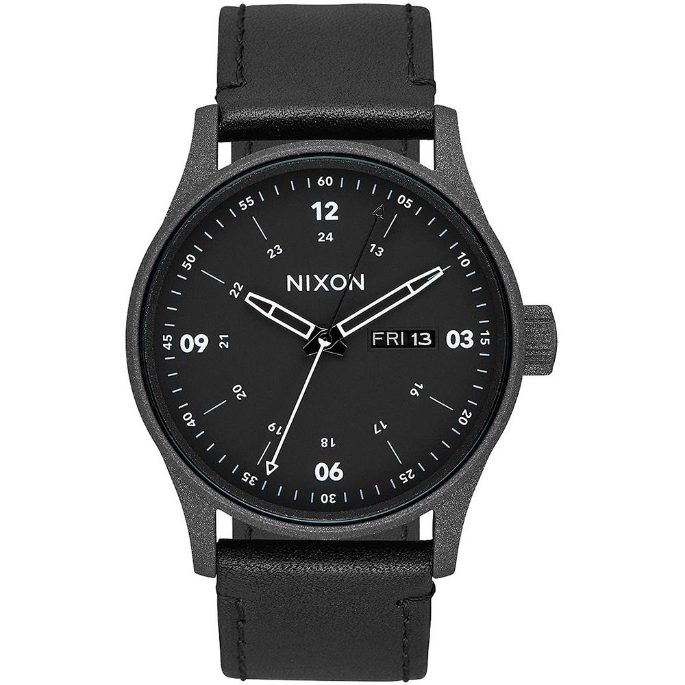 711dfcdb Мужские часы NIXON Sentry Black купить в Coreshop Protest. Киев ...