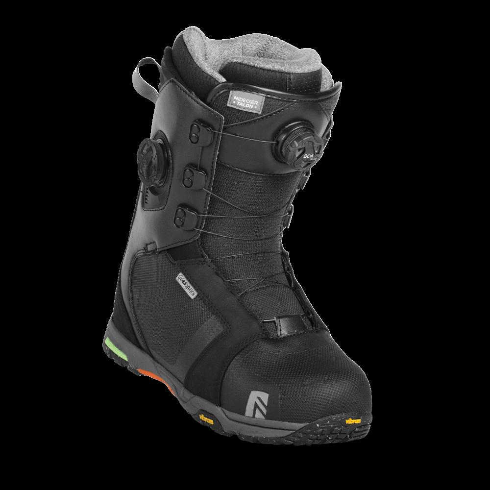 28aef4ba1a12 Ботинки для сноуборда Nidecker Talon Boa Focus Black купить в ...