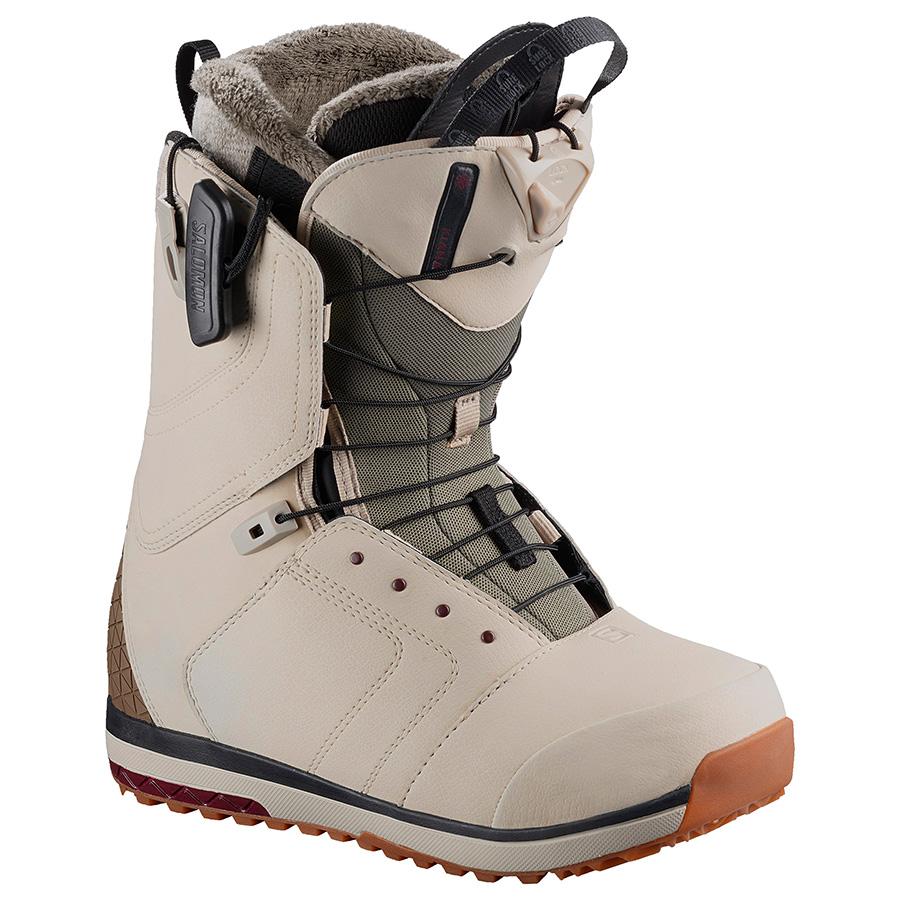 86d2eae06314 Ботинки для сноуборда Salomon Kiana - Sand купить в Coreshop Protest ...