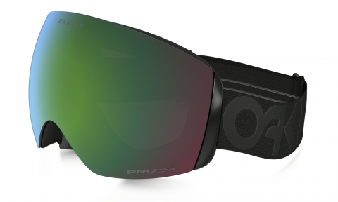 Купить Горнолыжная маска Oakley Flight Deck FP Blackout / Prizm Jade Iridium