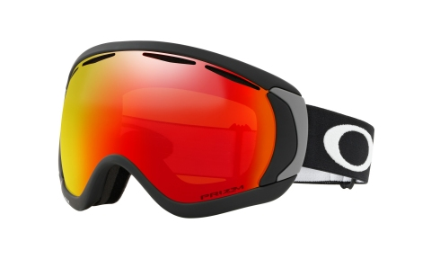 Купити Гірськолижна маска Oakley Canopy Matte Black / Prizm Snow Torch Iridium