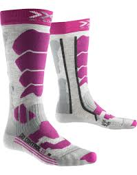 Купити Шкарпетки X-Socks Ski Contol 2.0 Lady Light Grey Melange