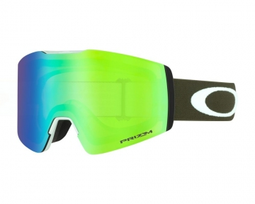 Купити Гірськолижна маска Oakley Fall Line XM Jasmine Dark Brush / Prizm Snow Jade Iridium