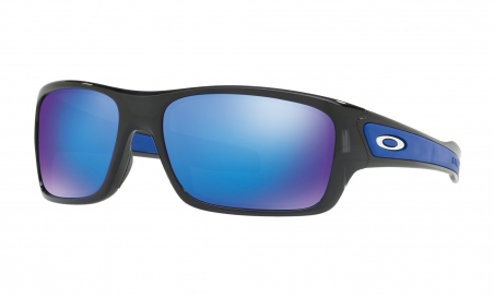 Купить Солнцезащитные очки Oakley Turbine XS (Youth Fit) Black Ink / Sapphire Iridium