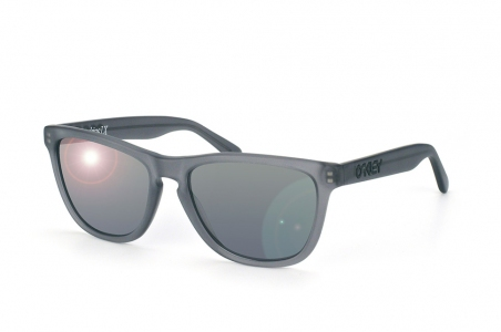 Купить Солнцезащитные очки Oakley Frogskins LX Satin Smoke w/ Black Iridium Polarized