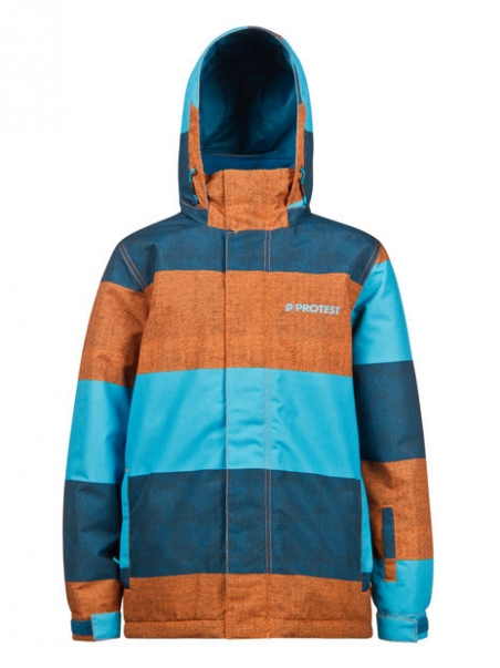 Купить Куртка Protest Tuck JR Snowjacket Orange Pepper
