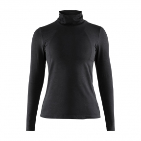 Купити Термобілизна Craft Essential Warm Turtleneck Woman Black