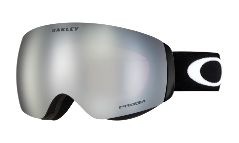 Купити  Гірськолижна маска Oakley Flight Deck XM Matte Black / Prizm Black Iridium
