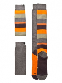 Купити Шкарпетки Protest Stripemen Ski/Snowboard Socks Orange Pepper (2 пари)