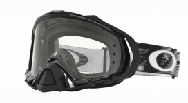 Купити Мотоциклетна маска Oakley MAYHEM PRO MX Jet Black Speed /Clear