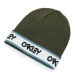 Купить Шапка B1B OAKLEY BEANIE NEW DARK BRUSH