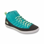 Купити Жіночі кросівки The North Face Base Camp Approach Mid TEAL BLUE/PARADISE GREEN