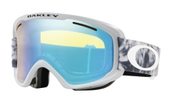Купить Горнолыжная маска Oakley O Frame 2.0 XM Tranq Flury Sharkskin / High Intensity Yellow & Dark Grey