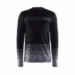Купити Термобілизна Craft WOOL COMFORT 2.0 CN LS M BLACK/DARK GREY MELANGE