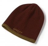 Купить Шапка Oakley Factory Flip Beanie Fired Brick
