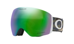 Купить Горнолыжная маска Oakley Flight Deck Army Camo Prizm Jade Iridium