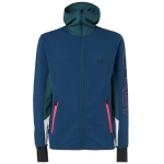 Купить Кофта Oakley Hot Springs Thermal Fleece Fz Poseidon