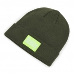 Купить Шапка OAKLEY PATCH BEANIE NEW DARK BRUSH