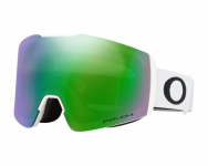 Купить Горнолыжная маска Oakley FALL LINE XM WHITE Prizm Snow Jade Iridium