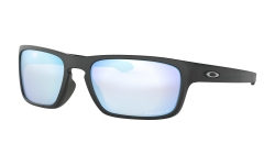 Купити Сонцезахисні окуляри Oakley Sliver Stealth Matte Black / Prizm Deep Water Polarized