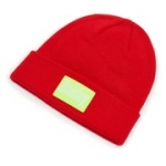 Купить Шапка OAKLEY PATCH BEANIE HIGH RISK RED