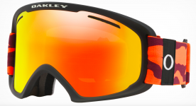 Купити Гірсколижна маска Oakley O Frame 2.0 PRO XL Neon Orange Camo/ Fire Iridium&Persimmon