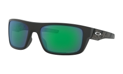 Купить Солнцезащитные очки Oakley Drop Point Matte Black Prizmatic / Prizm Jade Polarized