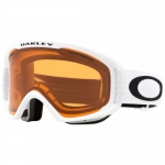 Купити Гірськолижна маска Oakley O Frame 2.0 Pro XM Matte White / High Intensity Yellow & Dark Grey