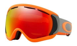 Купить Горнолыжная маска Oakley Canopy Dark Brursh Orange / Prizm Snow Torch Iridium
