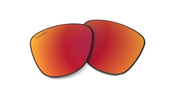 Купить Линза Oakley Frogskins / Prizm Ruby Polarized