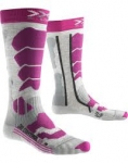 Купить Носки X-Socks Ski Contol 2.0 Lady Light Grey Melange