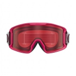 Купить Горнолыжная маска Oakley Line Miner XM Strong Red Jasmine / Prizm Snow Rose