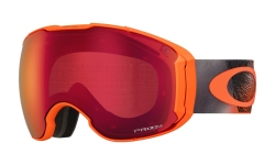 Купить Горнолыжная маска Oakley Airbrake XL Mystic Flow Arctic Surf Org / Prizm Snow Torch Iridium & Prizm Black Iridium