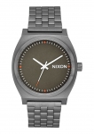 Купити Годинник Nixon Time Teller - All Gunmetal/Slate/Orange