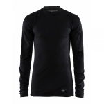 Купить Термобелье CRAFT MERINO LIGHTWEIGHT CN LS MAN BLACK