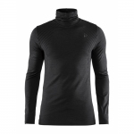 Купить Термобелье Craft Fuseknit Comfort Turtleneck Man Black
