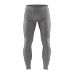 Купить Термобелье Craft Essential Warm Pants Man Dark Grey Melange