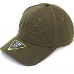 Купить Кепка Oakley 6 Panel Stretch Hat Embossed