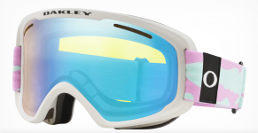 Купити Гірськолижна маска Oakley O Frame 2.0 PRO XM Lavender Camp / HI Yellow Iridium & Dark Grey