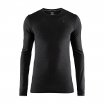 Купить Термобелье Craft FuseKnit Comfort RN LS Man Black