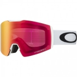 Купить Горнолыжная маска Oakley  FALL LINE XM WHITE Prizm Snow Torch Iridium