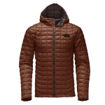 Купить Термобол The North Face Thermoball HD Jacket BRANDY BROWN MATTE