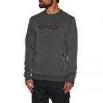 Купить Кофта Oakley CrewNeck Scuba Fleece - Forged Iron