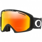 Купити Гірськолижна маска Oakley O Frame 2.0 PRO XL Black/ Fire Iridium&Persimmon
