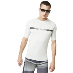 Купить Лайкра Oakley Camou Stripe Logo Rashguard Light Grey